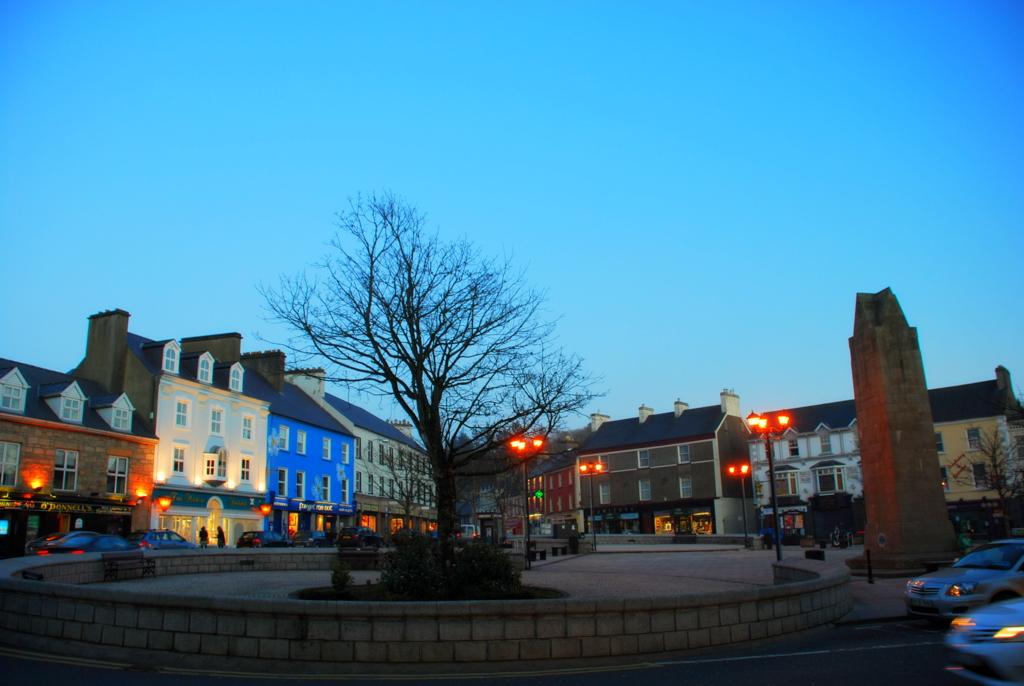 Donegal kent merkezi