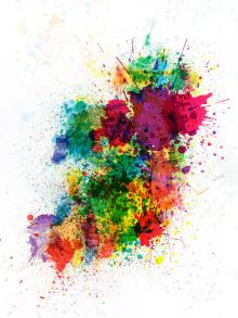 ireland-map-paint-splashes-michael-tompsett