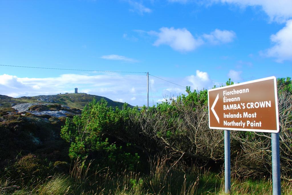 Banba's Crown Road, Malin Head, Ireland
