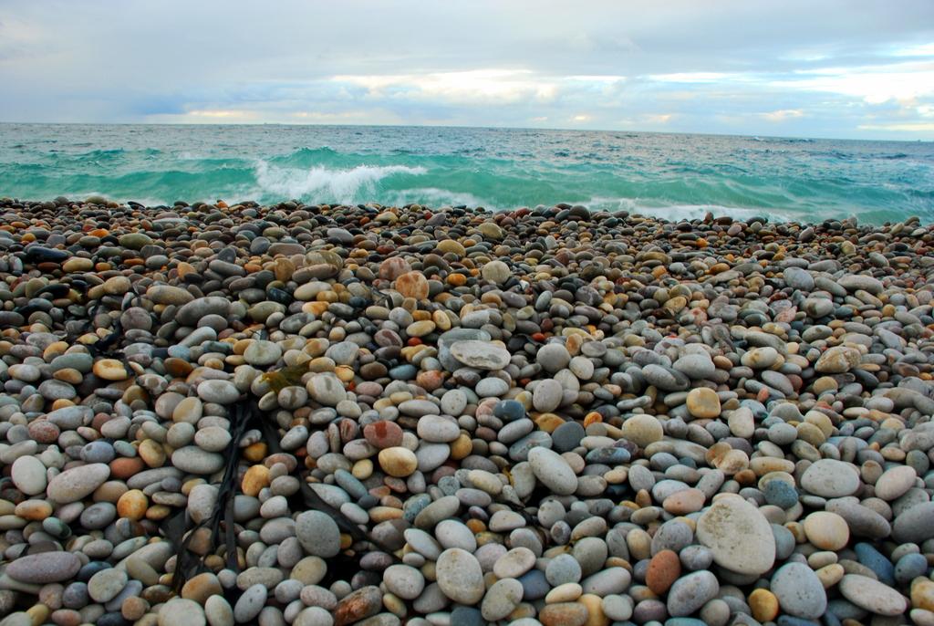 Ballyhillin Beach, Malin Head, Ireland