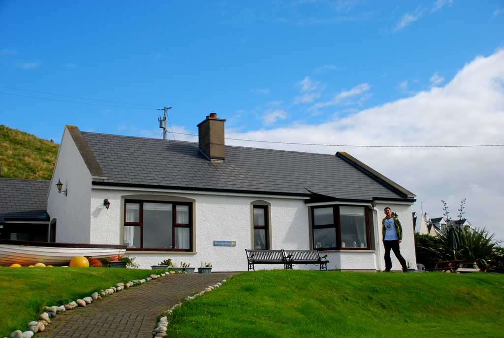 Sandrock Holiday Hostel, Malin Head, Ireland