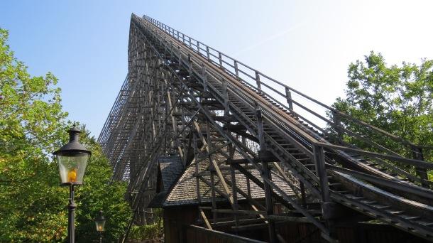 colossos  - heide park